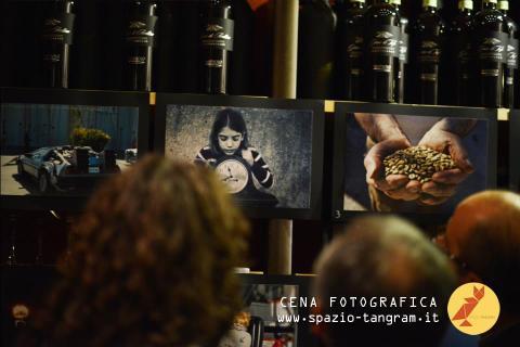 Cena fotografica Spazio Tangram